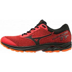 Mizuno WAVE RIDER TT červená 7.5 - Pánská běžecká obuv