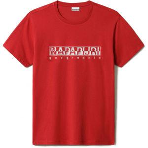 Napapijri SALLAR SS  2XL - Pánské triko