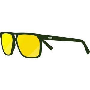 Neon CAPTAIN černá NS - Unisexové sluneční brýle