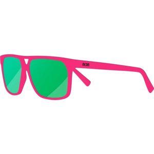 Neon CAPTAIN růžová NS - Unisexové sluneční brýle