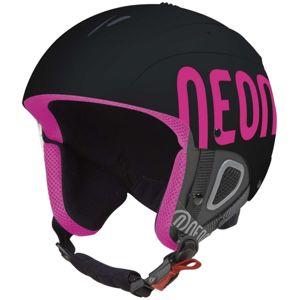 Neon LUNAR černá 58 - Lyžařská helma