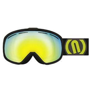 Neon ROCK černá NS - Lyžařské brýle