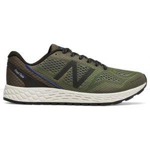 New Balance FRESH FOAM GOBI V2 zelená 7.5 - Pánská běžecká obuv