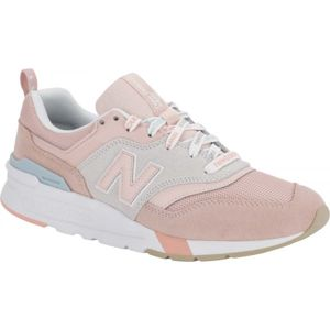 New Balance CW997HKC světle růžová 5.5 - Dámská vycházková obuv