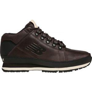 New Balance H754LLB hnědá 8.5 - Pánská zimní obuv