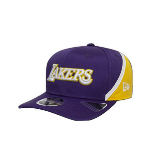 New Era 9FIFTY STRETCH SNAP NBA LOS ANGELES LAKERS  S/M - Klubová kšiltovka