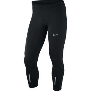 Nike TECH TIGHT černá S - Pánské elastické kalhoty