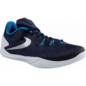 Nike HYPERCHASE modrá 11 - Pánská basketbalová obuv