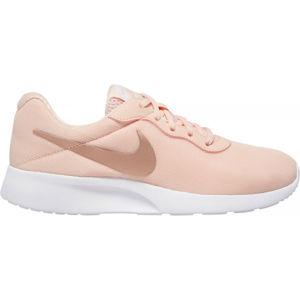 Nike TANJUN oranžová 7.5 - Dámská volnočasová obuv