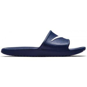 Nike KAWA SHOWER modrá 13 - Pánské pantofle