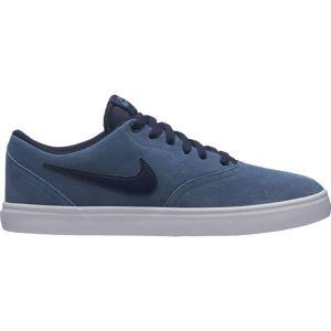 Nike SB CHECK SOLARSOFT modrá 8.5 - Pánské tenisky