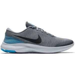 Nike FLEX EXPERIENCE RN 7 šedá 11.5 - Pánská běžecká obuv