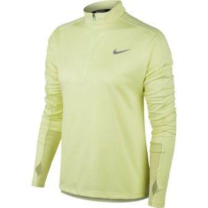 Nike PACER TOP HZ W zelená L - Dámské běžecké tričko