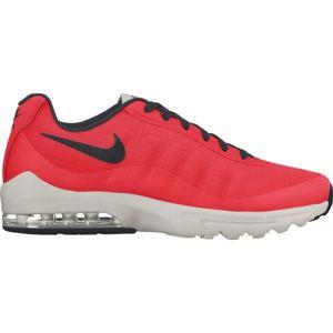 Nike AIR MAX INVIGOR SE červená 10 - Pánská volnočasová obuv