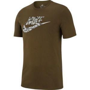 Nike NSW TEE CAMO PACK 2 - Pánské triko