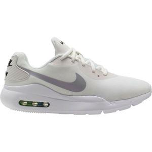Nike AIR MAX OKETO bílá 11 - Pánská volnočasová obuv