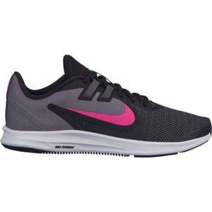 Nike DOWNSHIFTER 9 černá 9 - Dámská běžecká obuv