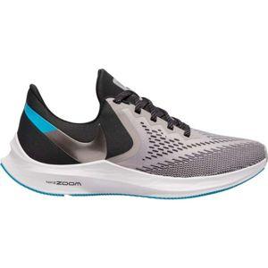 Nike ZOOM AIR WINFLO 6 šedá 9.5 - Pánská běžecká obuv