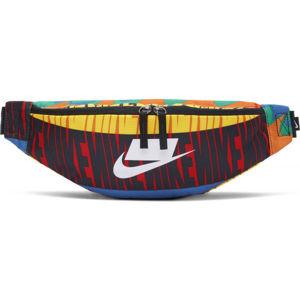 Nike HERITAGE AOP červená NS - Módní ledvinka