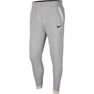 Nike DRY PANT TAPER FLEECE šedá 2XL - Pánské tepláky
