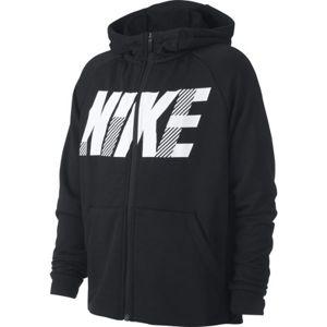 Nike DRY GFX FZ HOODIE B - Chlapecká mikina