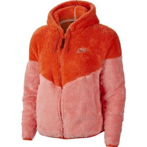 Nike NSW WR JKT WINTER W oranžová S - Dámská mikina