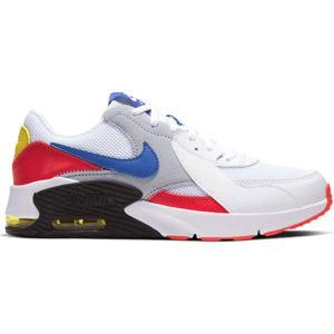 Nike AIR MAX EXCEE GS bílá 4Y - Dětská volnočasová obuv