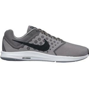 Nike DOWNSHIFTER 7 šedá 10 - Pánská běžecká obuv
