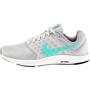 Nike DOWNSHIFTER 7 světle zelená 9 - Dámská běžecká obuv