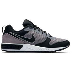 Nike NIGHTGAZER TRAIL tmavě šedá 11.5 - Pánské vycházkové boty
