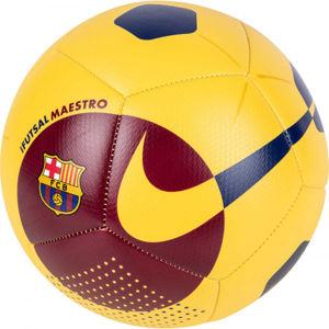 Nike FCB FUTSAL MAESTRO  4 - Míč na futsal