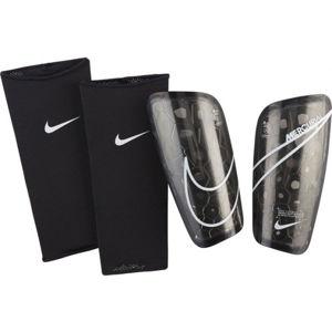 Nike MRCURIAL LITE černá M - Pánské fotbalové chrániče