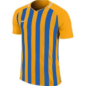 Nike STRIPED DIVISION III JSY SS  2XL - Pánský fotbalový dres