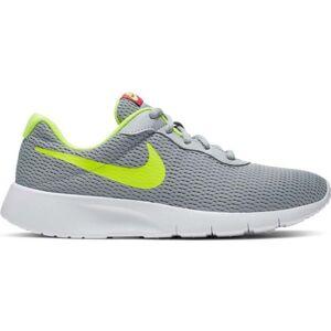 Nike TANJUN tmavě šedá 6 - Dětské volnočasové boty