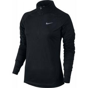 Nike TOP CORE HZ MID W černá XL - Dámský běžecký top