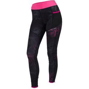 Northfinder CARINA černá M - Dámské běžecké kalhoty