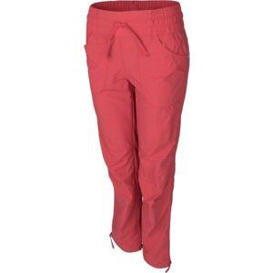 Northfinder TRIXIE červená M - Dámské kalhoty