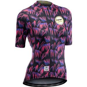 Northwave VACATION černá S - Dámský cyklistický dres