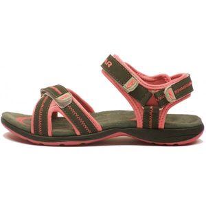 Numero Uno LUZIA L světle růžová 41 - Dámské trekové sandály