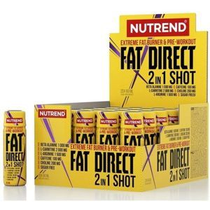 Nutrend FAT DIRECT SHOT  NS - Spalovač tuků