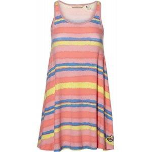 O'Neill LG SUNSET DRESS růžová 164 - Dívčí šaty