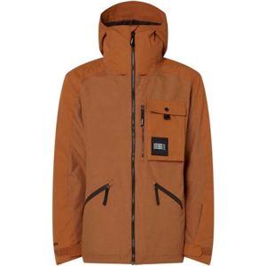 O'Neill PM UTLTY JACKET oranžová XXL - Pánská snowboardová/lyžařská bunda