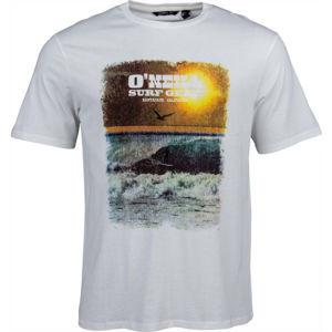 O'Neill LM SURF GEAR T-SHIRT šedá S - Pánské tričko