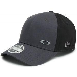 Oakley TINFOIL CAP šedá L/XL - Pánská kšiltovka