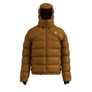 Odlo JACKET INSULATED COCOON N-THERMIC X-WARM - Pánská péřová bunda