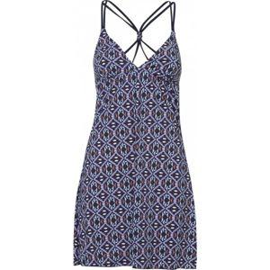 O'Neill PW AWAY LYCRA DRESS modrá S - Dámské šaty
