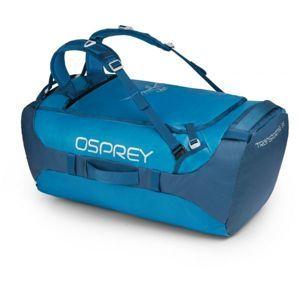 Osprey TRANSPORTER 95 II modrá NS - Cestovní zavazadlo