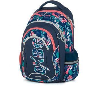 Oxybag OXY FASHION tmavě modrá NS - Studentský batoh