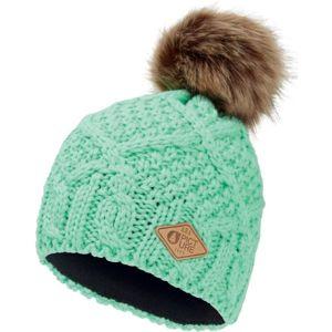 Picture JUDE zelená NS - Zimní čepice
