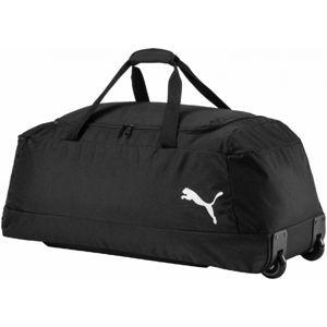 Puma PRO TRAINING II LARGE WHEEL BAG černá NS - Cestovní taška